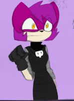 Gaz (Sonic Style) by Askthe-Gaz by neverb4