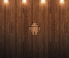 Android Wood by acpiek