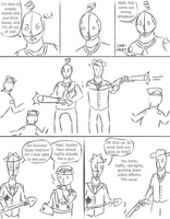 The Suits Page 5 sketch by adrius15