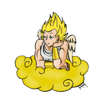 .:Gotenks:. by Emy-san