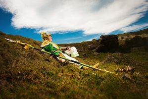 Ma Chao - Dynasty Warriors 7 by I-Artemis-I
