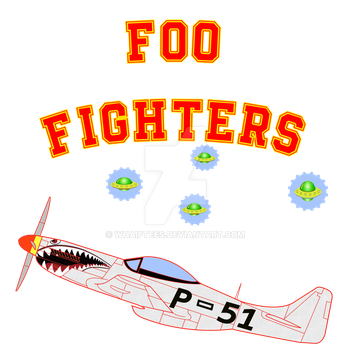 Foo Fighters by whaiftees