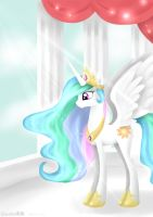 Celestia by ClaudiaQH