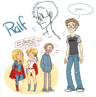 Ralfmantic. by Abi-R