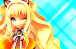 SeeU Wallpaper. by LauraUsagiRojas