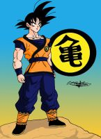 goku alternativo by salvamakoto