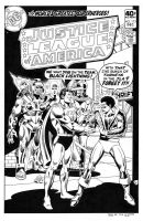 Justice League of America 173 Recreation by dalgoda7
