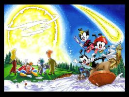 Animaniacs by C-McCown