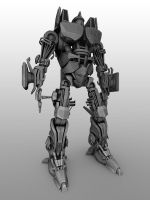 Robot by Mad-pencil