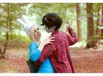 Adventure Time: Dance with me by Green-Makakas