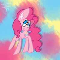 Pinkie Pie by JaniceTheFurry