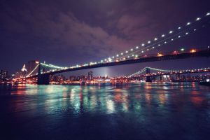Brooklyn Bridge by juice-teen