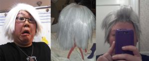 Ursula wig by TheSpazOutLoud