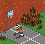 Basketball by Austin-H