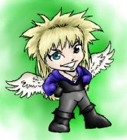 Wingaling Jareth by DanikaMorningStar