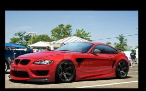 BMW Z4 -- the RED DEVIL by dem-fuzl