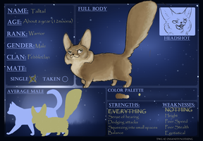 TWG: Talltail (updated) by mspandalolo