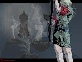 Seras Victoria by th-inker