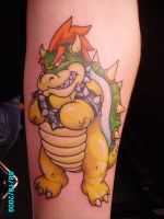 BOWSER by Dreekzilla