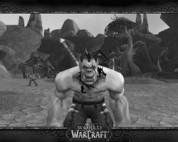World of Warcraft orc by Ad4m-89