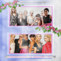 +Photopack png de Scream Queens Cast. by MarEditions1