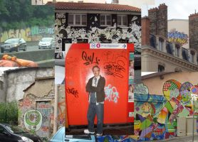 Graffiti-France 2012 by BillReinhold