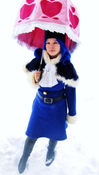 Snow=Water by Emiko-Anmarie
