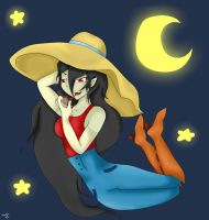 Marceline The Vampire Queen by Dartty