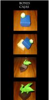Cajas Boxes by selene713