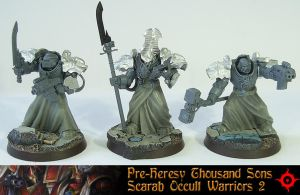 Scarab Occult Terminators UP 2 by Proiteus