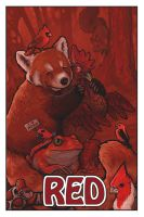 Red by ursulav