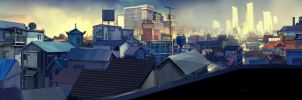 2012.8 slum  draft by artbybin