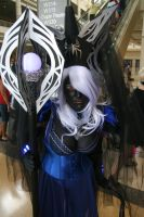 Drow High Priestess by Daniphae