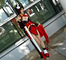 Litchi Faye Ling Vampy A by spritepirate
