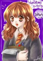 HP Hermione by xiaoling