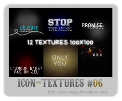 Icons-Textures -06- by Min-Jung