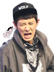 Chanyeol [EXO]_ Render PNG #1 {Derp} by ArianaMoya