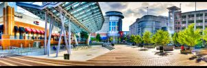 Down Town Silver Spring II by toluno