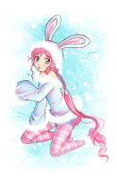 Bunny 03 by Victoria-Rivero