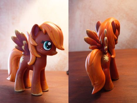 My Little Pony Custom Doll OC by PlaidRed
