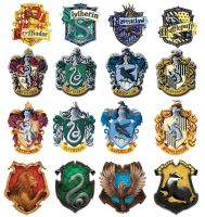 houses crests by m0deratto