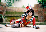Mad Moxxi - Bad touch by shamblesofhearts