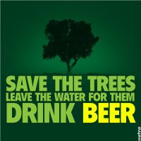 Save the Trees by MRTNZ