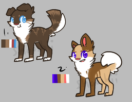 Dog adoptables (CLOSED) by shooshii