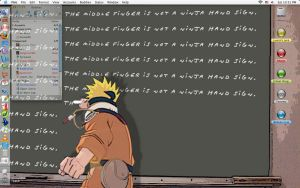 Naruto in trouble... by Jaibyrd