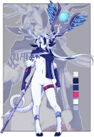 Auction 5 - Terice 1 [CLOSED] by ookzadopts