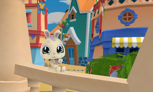 MMD WIP -- Littlest Pet Shop Bunny Preview by MeBeTheRabbit