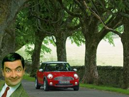 mr.bean AND new mini by youngxxblood