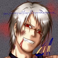 Prussia Icon by DragonRagnarok