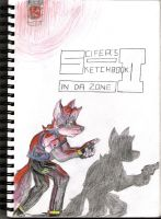 Sketchbook Two Cover by Scifer